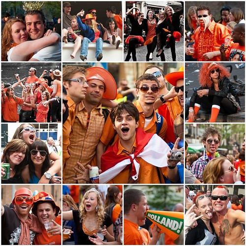 Queensday 2009 - Amsterdam