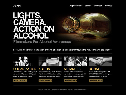 Alcohol Awareness Website