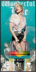 116.Gwen Stefani - Wonderful life L fragrance version [nacho y emma] (Brayan E. Old Flickr) Tags: life music baby love water angel wonderful mexico no version clothes lamb l doubt gwen monterrey esteban stefani fragrance blend brayan