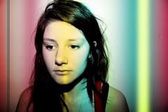 03 (Josie Underwood) Tags: pink blue red selfportrait colour yellow josieunderwood blankstareatnothing