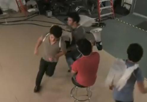 running Jonas