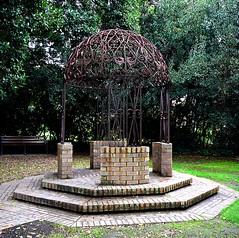 Elvis Memorial, Adelaide Botanic Garden
