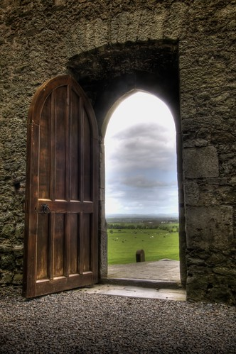 Doorway to Ireland