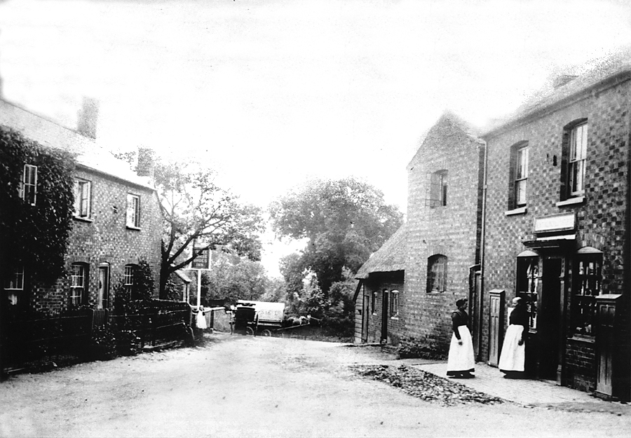 post office 1900 newton longville