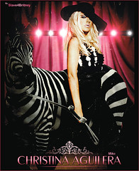 Slave4Britney [ Christina Aguilera ] Dedicated to: Mike ( Omar Rodriguez V.) Tags: pink black art nature fashion animal rock sex stone glitter photomanipulation nude lights official shot kylie amy fuck spears live christina madonna pop jackson single porn zebra glam janet dynamite seek britney xtina better gettin aguilera keeps