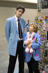 Animazement 2009: Kyouya & Honey (Ouran High School Host Club)