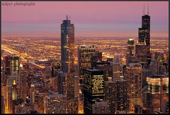 96 (Yavuz Alper) Tags: longexposure chicago tower night 50mm illinois nikon downtown sears trump skycrapers michiganlake colorphotoaward crazyheart grouptripod