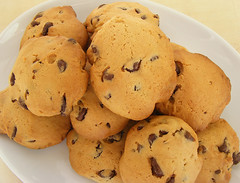 Cookies (Shay Aaron) Tags: breakfast cookie chocolate snack chip