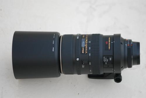 最短焦80mm