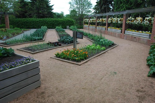 Edible Gardens, Chicago Botanic Garden
