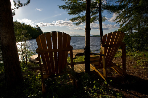 muskoka chairs in quebec