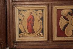 The Kedermister Library, Church of St Mary, Langley Marish, Berkshire (Eric Hardy) Tags: church 17thcentury library berkshire kedermister berkshirechurches langleymarish simonjenkins englandsthousandbestchurches 1000best kedermisterlibrary englandssthousandbestchurches