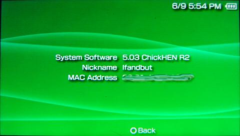 Chickhen r2 for firmware 5. 03 or lower wololo. Net/talk.