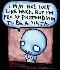 ninja (EmoGirl4vr) Tags: heart pon zi
