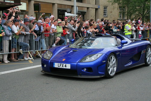 Koenigsegg CCX by you.