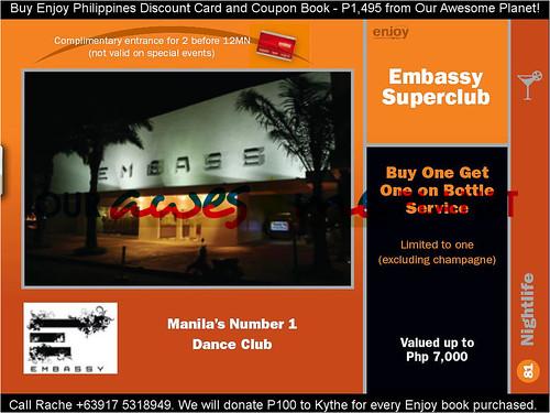 Embassy Superclub