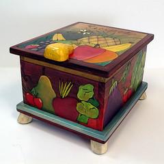 Sticksой Recipe Box