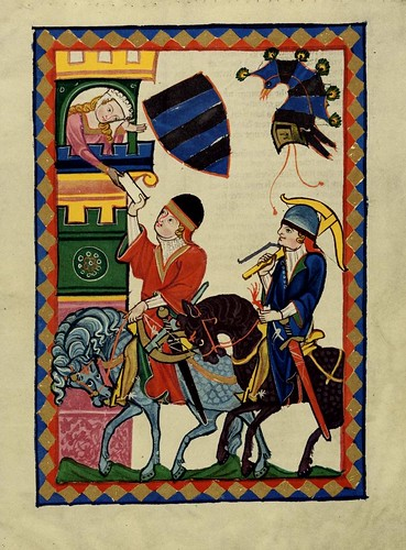 010- Herrand II de Wildonie-Codex Manesse