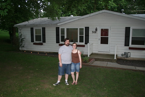 finally bought a house!