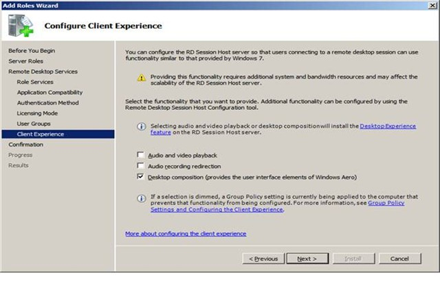 windows server 2008 r2 activate remote desktop
