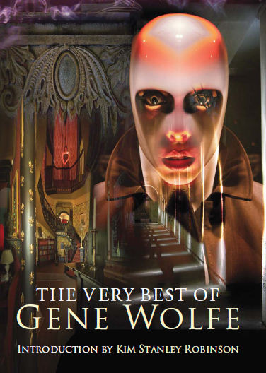 Best of Gene Wolfe UK cover