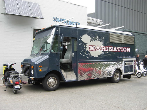 The Marination Mobile