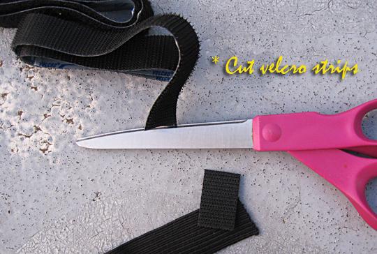 Safety Pin Belt DIY - 5