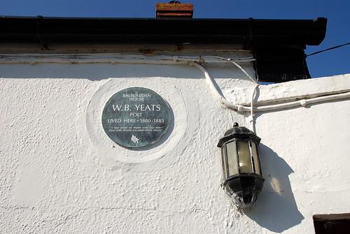 Yeats Slept Here