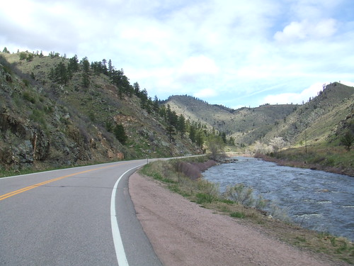 5 hours in Poudre Canyon