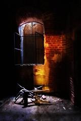 scaricate (morvoren) Tags: finestra sedie castello luce inutili cantine scaricate gettate aimorvoren