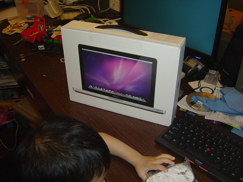 my first mac