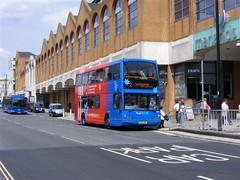 Bluestar (PD3.) Tags: uk red england white bus buses ahead volvo go group hampshire east dorset southampton bluestar psv pcv lancs hants 780 goahead wilts b7tl redwhitebluestar hx51zra