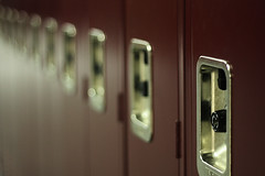 Lockers (AgentThirteen) Tags: school lockers storage locks