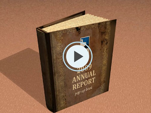 Our first all online, interactive annual report