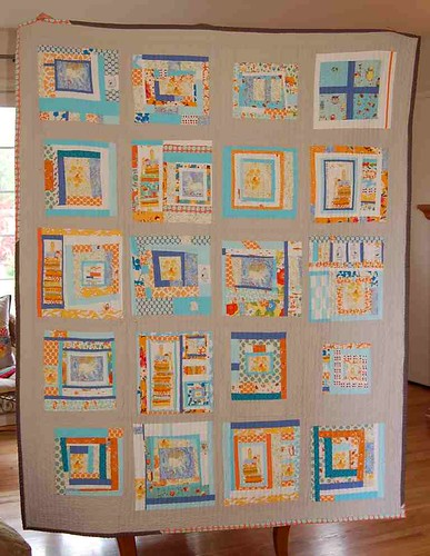 Princess & the Pea Quilt - FINISHED