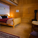 Loft Chalet Interior / Photo by Eric Berger