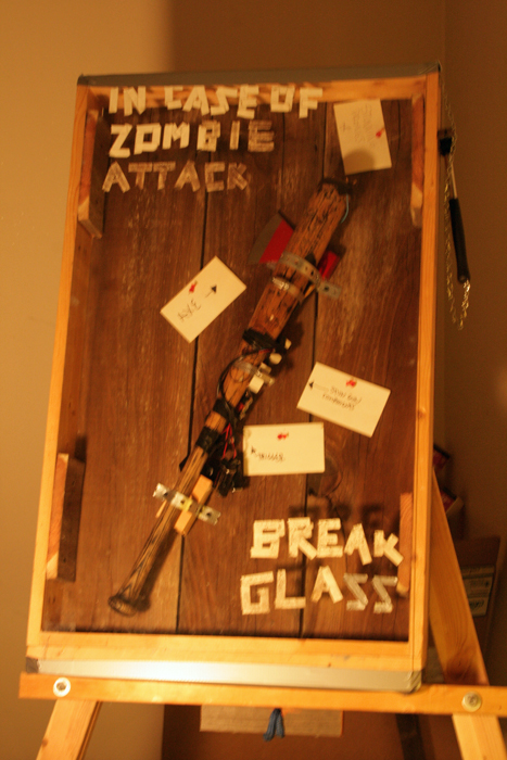 Maker Faire zombie kit