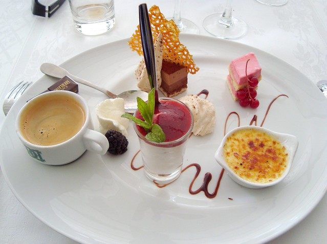 L'Orangerie Restaurant - Château de Chenonceau
