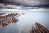 The sharp, the smooth and the stormy (Azzmataz) Tags: longexposure sea seascape clouds scotland big long exposure explore lee dunbar stopper explored anthonyhallphotography wwwanthonyhallphotography