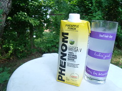 Phenom Mega V Pineapple Punch Coconut Water