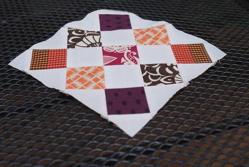FWQ - Block 19 - Checkerboard