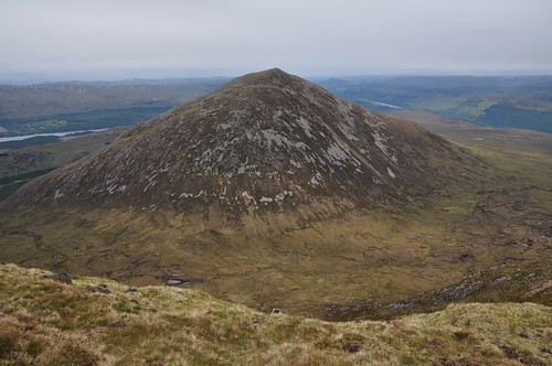 Ben Tee from Meall a' Choire Ghlais