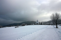 IMG_4393a (majena) Tags: winter snow mountains czechy
