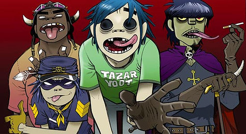Gorillaz_group