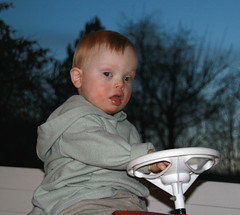 evening tour (picturebuilder) Tags: car downs ds down syndrome bobby t21 downsyndrom trisomie