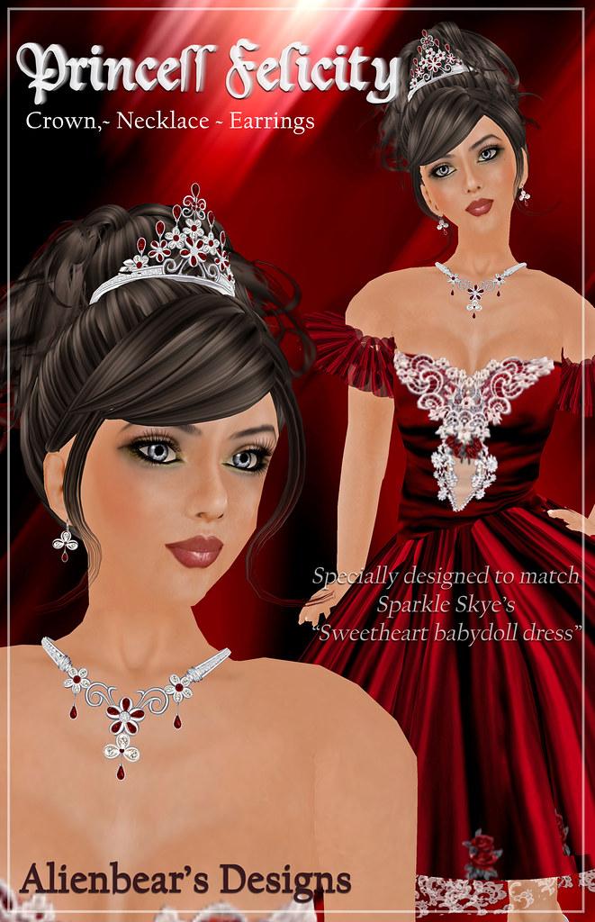 Princess Felicity poster