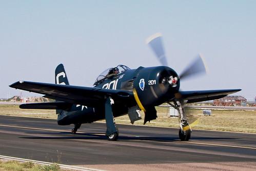 Warbird picture - Grumman F8F Bearcat