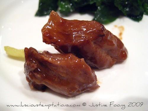 Stewed Beef - Tai Woo, Hong Kong
