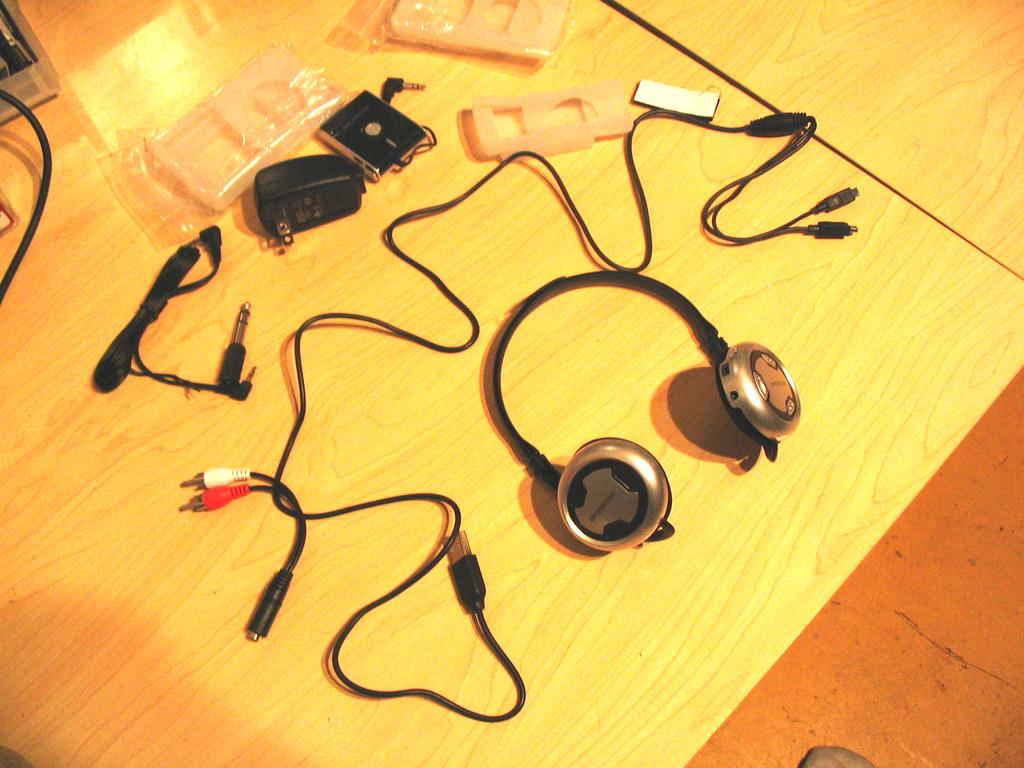 BlueLife Wireless System Bluetooth Headphones