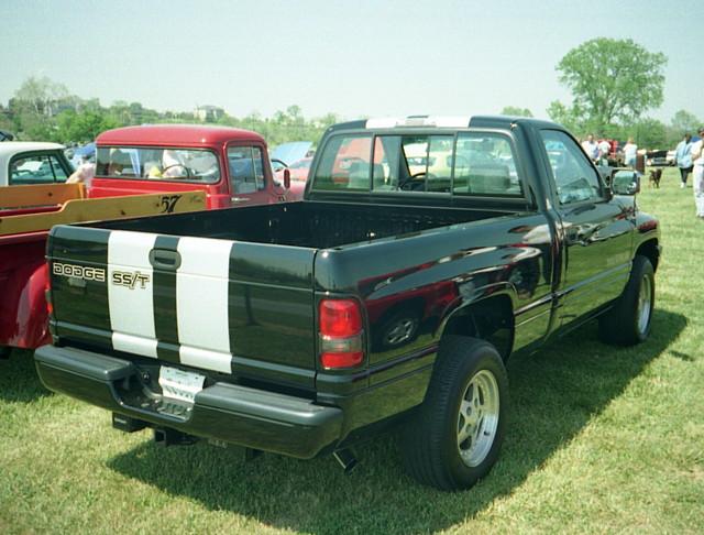 truck pickup dodge 1997 mopar carshow ram1500 boonsboromd masondixondragway midatlanticmoparmeet ramsst